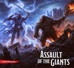 Image Dungeons & Dragons - Assault of the Giants