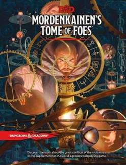 Image Dungeons & Dragons (D&D): Mordenkainen's Tome of Foes