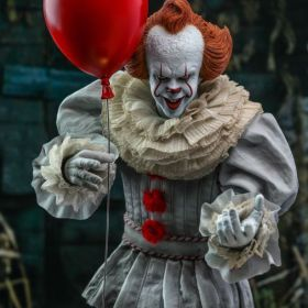 HOTMMS555--It-chapter2-Pennywise-12inch-figureD