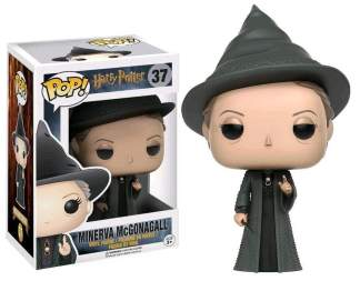 Image Harry Potter - Minerva McGonagall Pop!