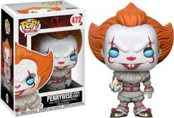 Image It (2017) - Pennywise (with Boat) Pop!