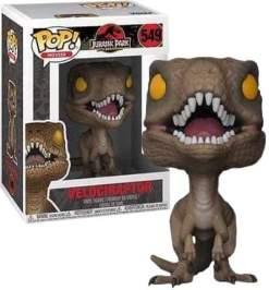 Image Jurassic Park - Velociraptor Pop!