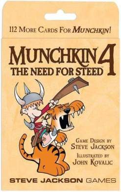 Image Munchkin 4 The Need For Steed