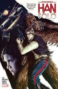 Image STAR WARS HAN SOLO TP