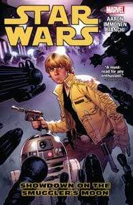 Image STAR WARS TP VOL 02 SHOWDOWN ON THE SMUGGLERS MOON