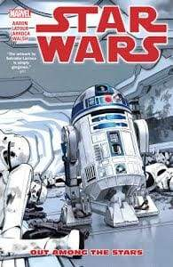 Image STAR WARS TP VOL 06 OUT AMONG THE STARS