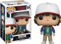 Image Stranger Things - Dustin w/Compass Pop!