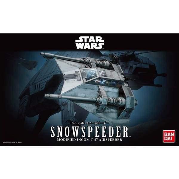 Image 1/48 Snowspeeder Model Kit