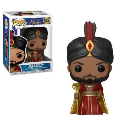 Image Aladdin (2019) - Jafar Pop! Vinyl