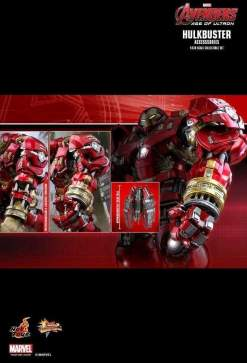Image Avengers 2: Age of Ultron - Hulkbuster 1:6 Scale Action Figure Accessories Set