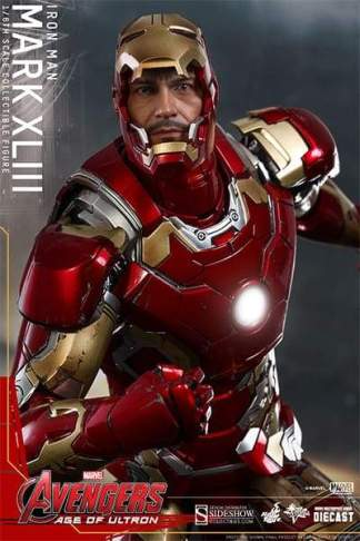 Image Avengers 2: Age of Ultron - Iron Man Mark XLIII 1:6 Scale Action Figure