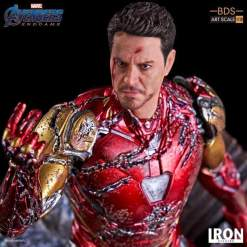 Image Avengers 4: Endgame - I Am Iron Man 1:10 Scale Statue