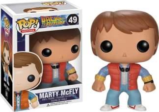 Image BTTF - Marty McFly Pop!