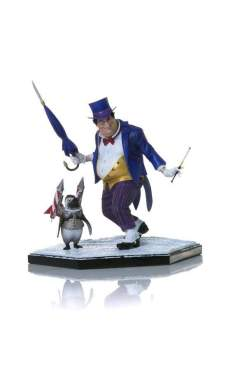 Image Batman - Penguin 1:10 Scale Statue
