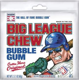 Image Big League Chew - Original Bubble Gum
