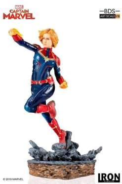 Image Captain Marvel - Captain Marvel 1:10 Scale Statue
