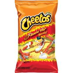 Image Cheetos Flamin' Hot Crunchy
