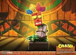 Image Crash Bandicoot - Mini Aku Aku Mask