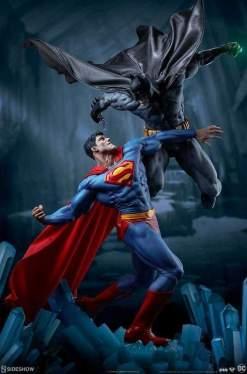Image DC Comics - Batman vs Superman Diorama