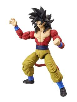 Image DRAGON BALL SUPER - DS SS4 GOKU FIGURE - DRAGON STARS SERIES - Z