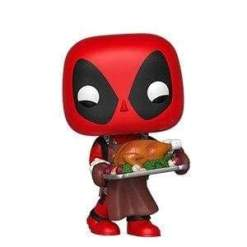 Image Deadpool - Deadpool Holiday Pop! Vinyl