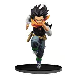 Image Dragon Ball Z - World Figure Colosseum 2 (Vol 3): Android 17 (Normal Color Version)