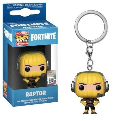 Image Fortnite - Raptor Pocket Pop! Keychain