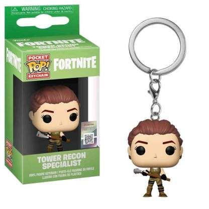 Image Fortnite - Tower Recon Specialist Pocket Pop! Keychain