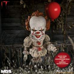 Image It (2017) - Pennywise Deluxe Designer Figure