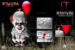 Image It (2017) - Pennywise Soft Vinyl Figure