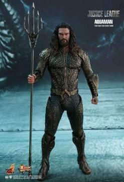 "Image Justice League Movie - Aquaman 12"" 1:6 Scale Action Figure"