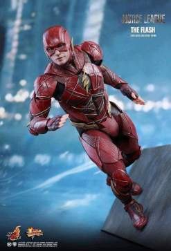 "Image Justice League Movie - The Flash 12"" 1:6 Scale Action Figure"