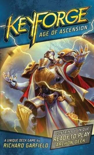 Image Keyforge: Age of Ascension Deck