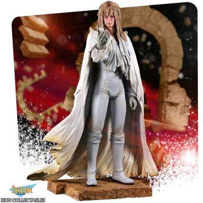Image Labyrinth - Jareth the Goblin King 1:6 Scale Statue