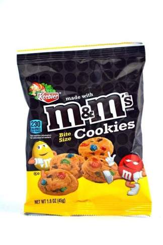 Image M&M's - Cookies