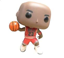 Image NBA: Bulls - Michael Jordan Pop! Vinyl (2nd Shipment April Delivery)