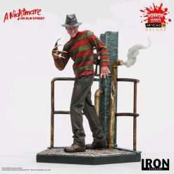 Image Nightmare on Elm Street - Freddy Deluxe 1:10 Scale Statue