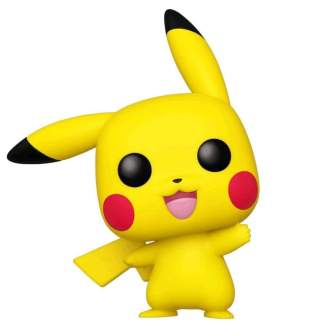 Image Pokemon - Pikachu Wave Pop! Vinyl [RS]