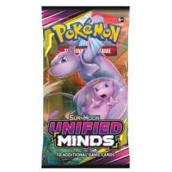Image Pokemon TCG Unified Minds Booster