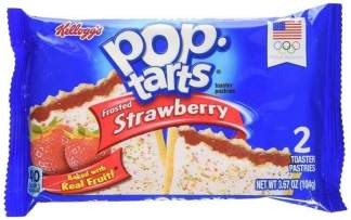 Image Pop Tarts: Strawberry 2-Pack