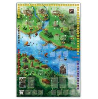 Image Raiders of the North Sea Neoprene Play Mat