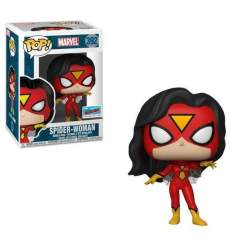 Image Spider-Man - Spider-Woman Classic Pop! NY18 [RS]
