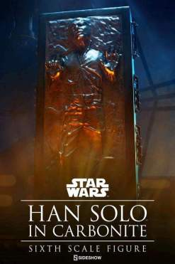 "Image Star Wars - Han Solo in Carbonite 12"" Figure"