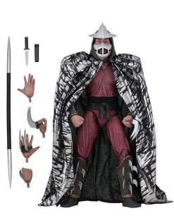 Image Teenage Mutant Ninja Turtles (1990) - Shredder 1:4 Scale Action Figure