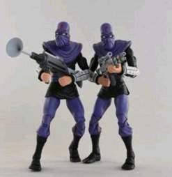 Image Teenage Mutant Ninja Turtles - Foot Soldier Army Builder Action Figure 2-pack