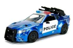 Image Transformers - Ford Mustang Barricade 1:24 Hollywood Ride