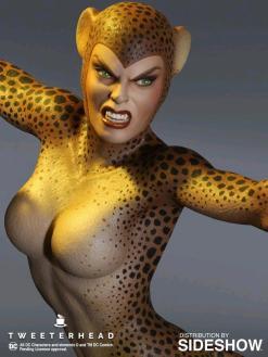 Image Wonder Woman - Cheetah Super Powers Maquette