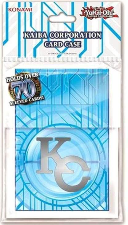 Image Yu-Gi-Oh! Kaiba Corp Deck Box