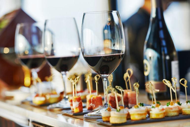 Wine Testing as Wedding Gift