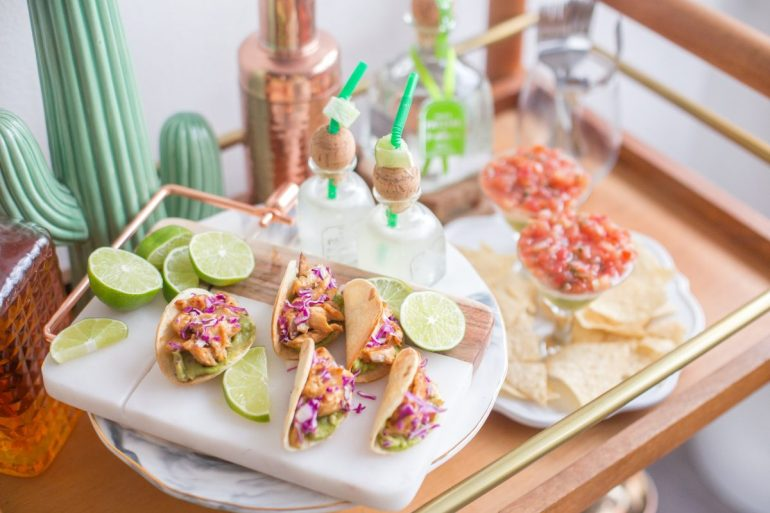 Mexican food for wedding catering